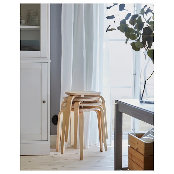 "KYRRE stool birch 220 lb 16 1/2 "" 18 7/8 "" 17 3/4 "" 13 3/8 "" 13 3/4 """