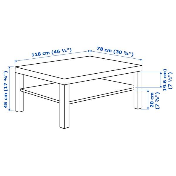 IKEA LACK Coffee table