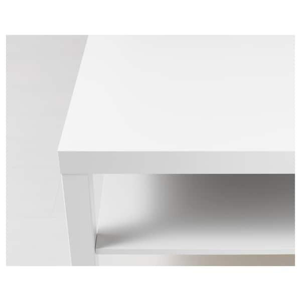 Lack Coffee Table White 46 1 2x30 3 4