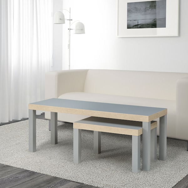 IKEA LACK Nesting tables, set of 2