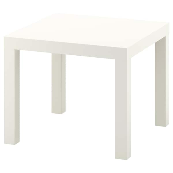 Side Table Lack White