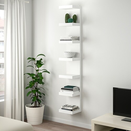 LACK Wall Shelf Unit White Awesome Wall Shelving Units For Bedrooms