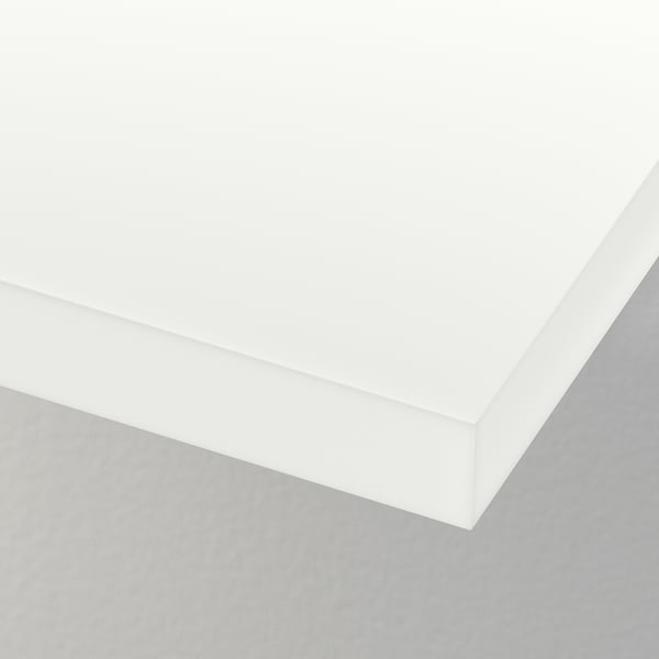 LACK Wall shelf, white, 74 3/4x10 1/4 ""