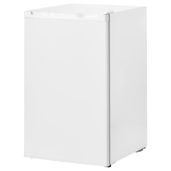 LAGAN Fridge with freezer compartment, 4/1 cu.ft