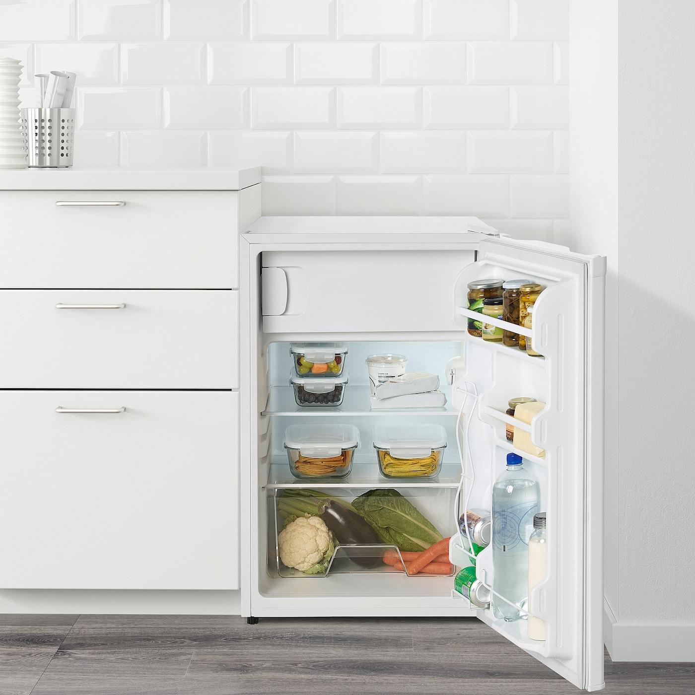 Lagan Fridge With Freezer Compartment Ikea