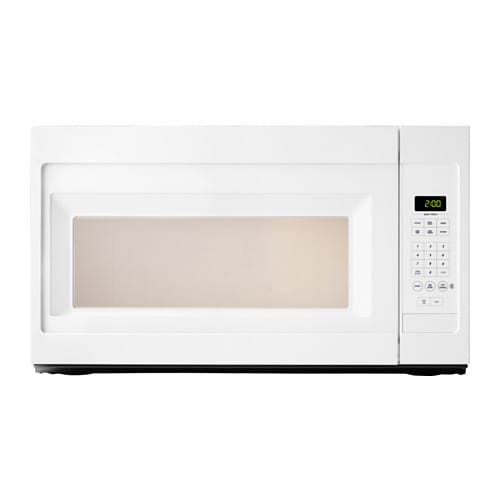 Countertop Microwave Ikea : LAGAN Microwave oven with extractor fan IKEA Combining a microwave ...
