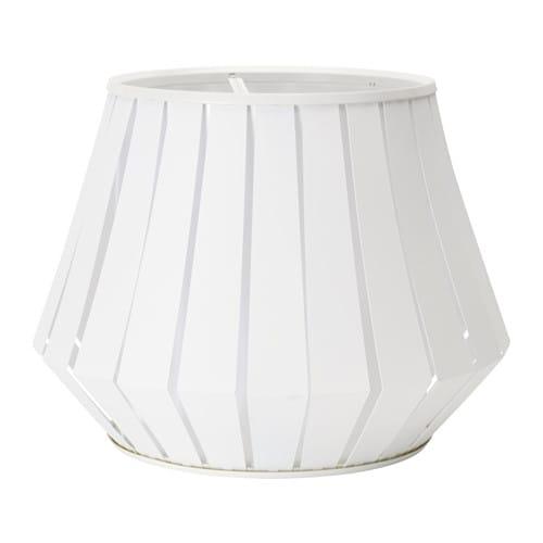 Ikea Drehstuhl Skruvsta Weiß ~ Lamp shade IKEA Create your own personalized pendant or floor lamp