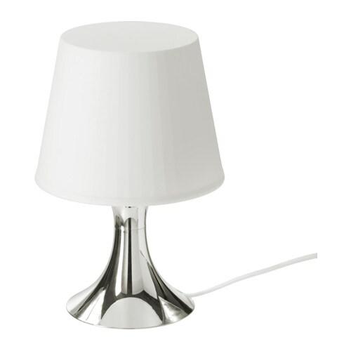 Lampan table lamp ikea - Table de chevet grise ...