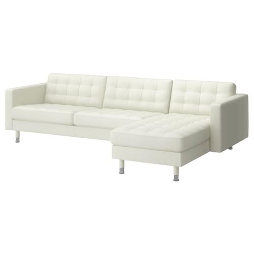 IKEA LANDSKRONA Sectional, 4-seat