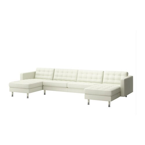 landskrona sectional 5 seat grann bomstad white metal. Black Bedroom Furniture Sets. Home Design Ideas