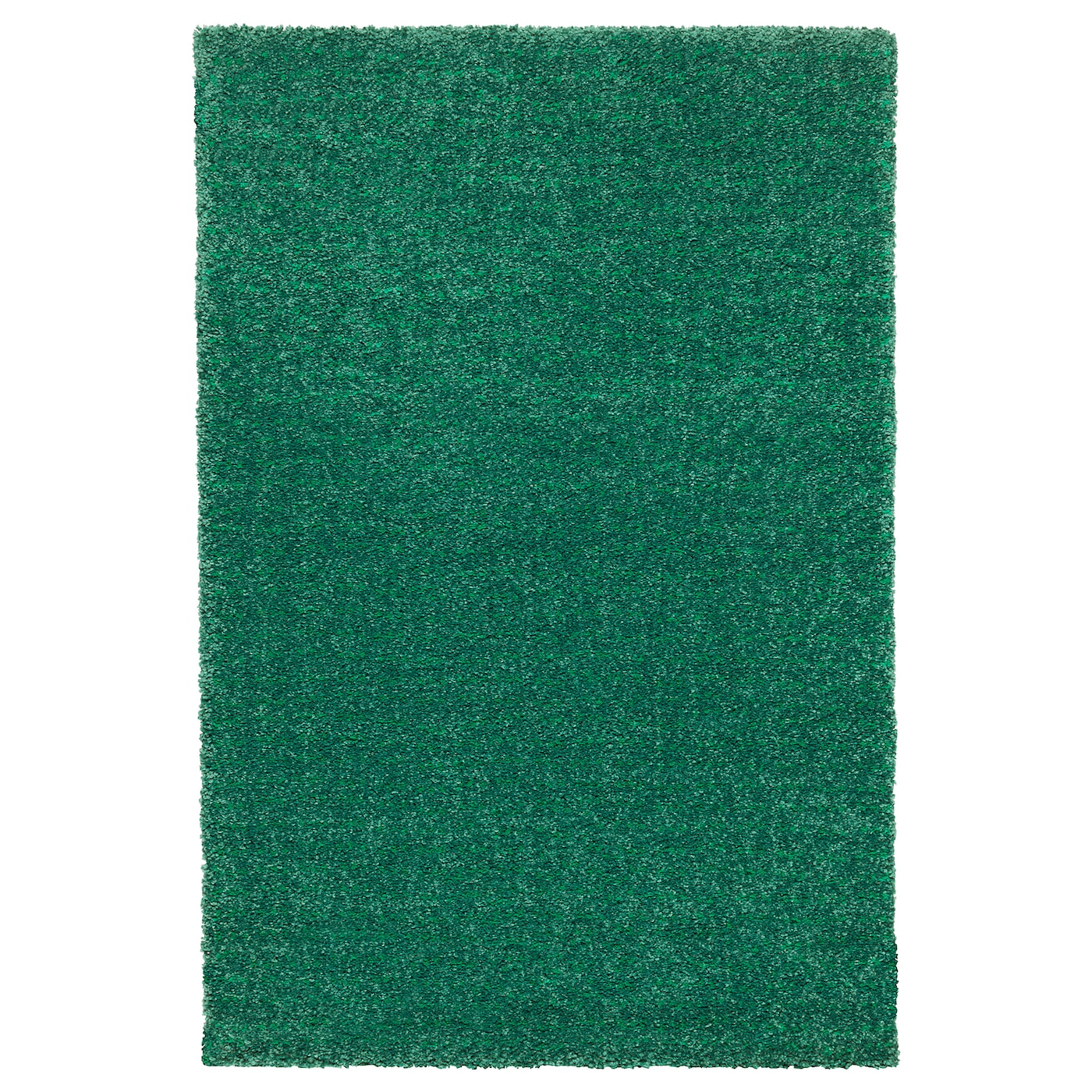 LANGSTED - Rug, low pile, green