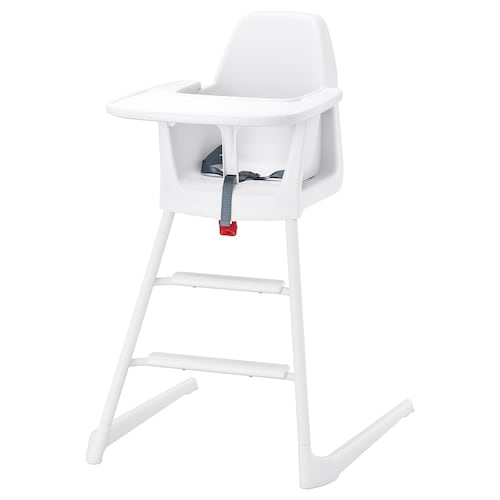 IKEA LANGUR High chair with tray