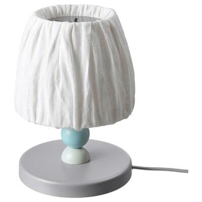"""LANTLIG LED table lamp gray 9 """" 6 """" 6 ' 3 """" 3.0 W"""