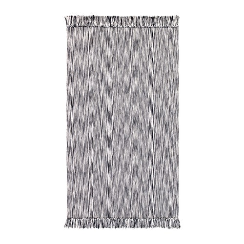 LAPPLJUNG Rug, flatwoven IKEA Machine washable for easy care.