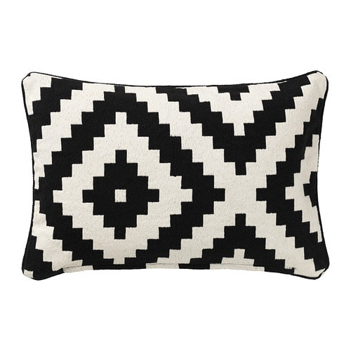 lappljung ruta cushion cover ikea the zipper makes the cover easy to