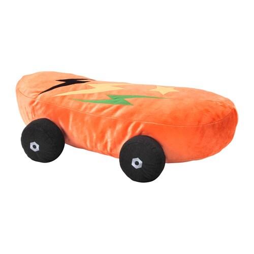 LATTJO Soft toy, skateboard, orange skateboard/orange -