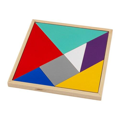 LATTJO Tangram Puzzle IKEA