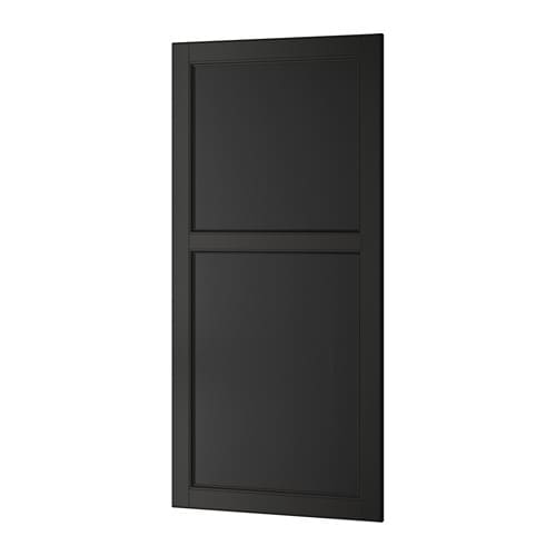 Laxarby door 24x50 ikea for Armoire exterieur ikea