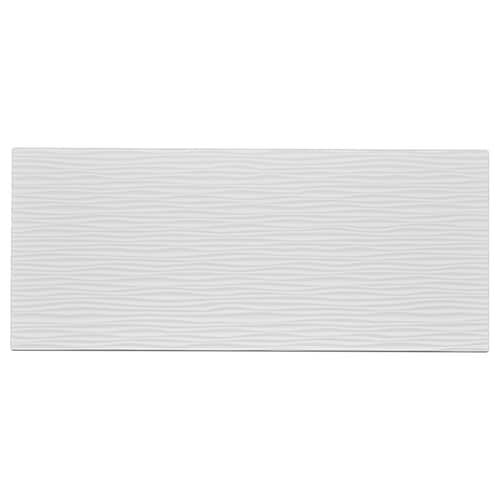 """LAXVIKEN drawer front white 23 5/8 """" 10 1/4 """""""