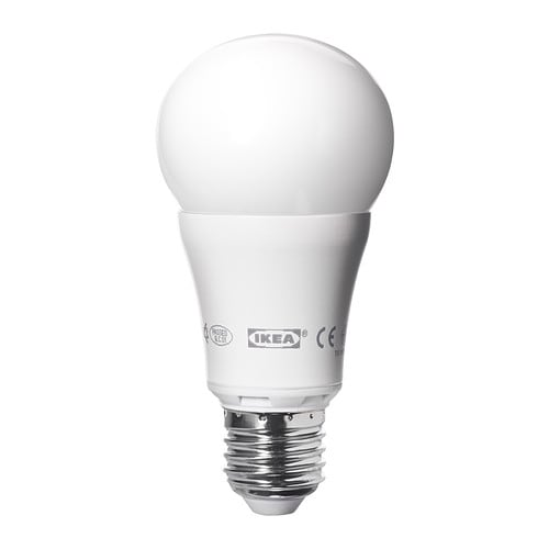 led bulb e26 ikea approximately equal to a 60 watt incandescent bulb. Black Bedroom Furniture Sets. Home Design Ideas