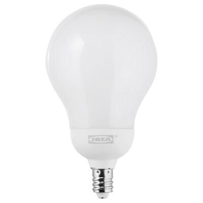 LEDARE LED bulb E12 600 lumen warm dimming/globe opal 2700 K 600 Lumen 7.0 W