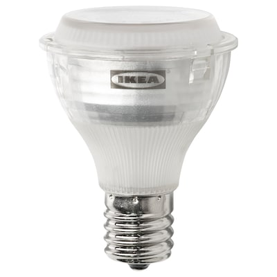 LEDARE LED bulb E17 reflector R14 400 lm, warm dimming, 2700 K