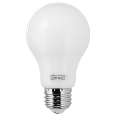 LEDARE LED bulb E26 600 lumen warm dimming/globe opal 2700 K 600 Lumen 7.0 W