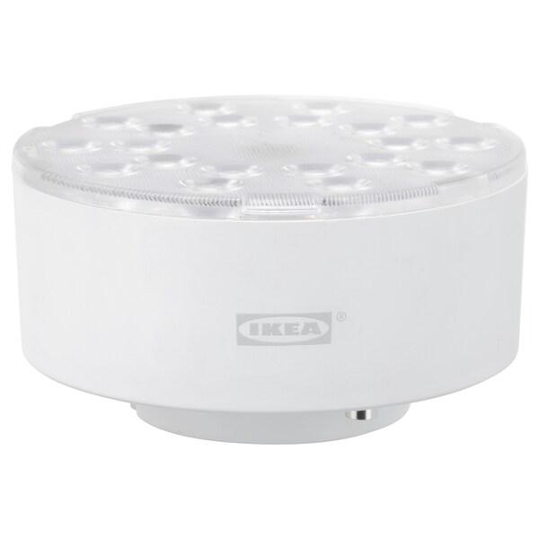 LEDARE LED bulb GX53 600 lumen warm dimming/adjustable beam angle 2700 K 600 Lumen 110 ° 36 ° 7.0 W