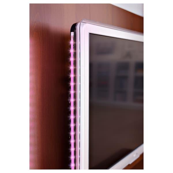 """LEDBERG LED light strip, flexible multicolor 100 Lumen 197 """" 11 ' 6 """" 7.0 W"""