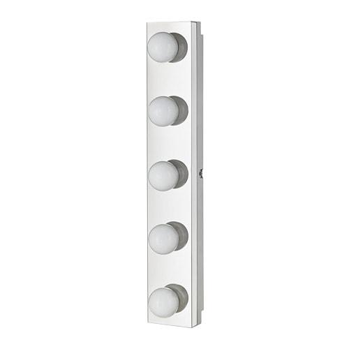 LEDSJÖ LED wall lamp - IKEA