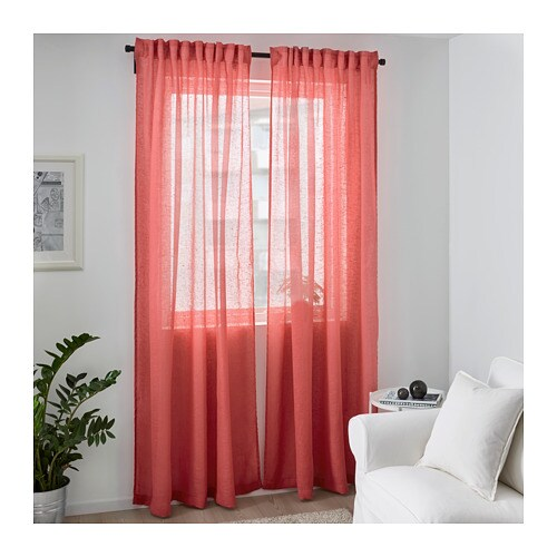 LEJONGAP Curtains, 1 pair - IKEA