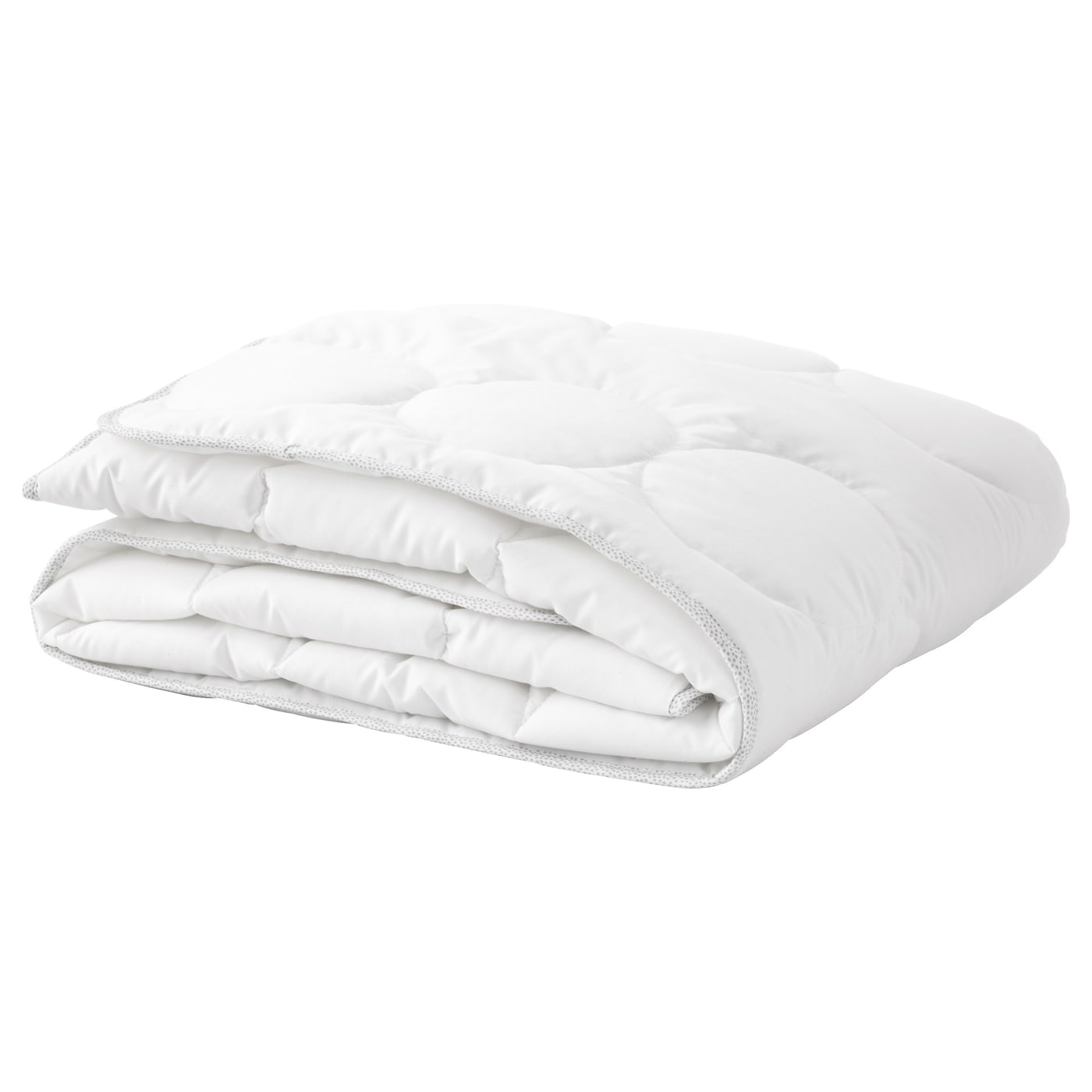 Ikea Cot Bed Quilt Cover And Pillowcase for cot BUSSIG