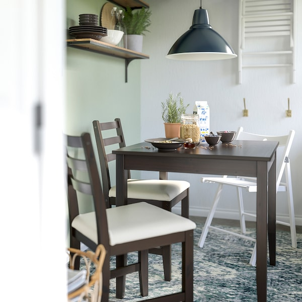 IKEA LERHAMN Table