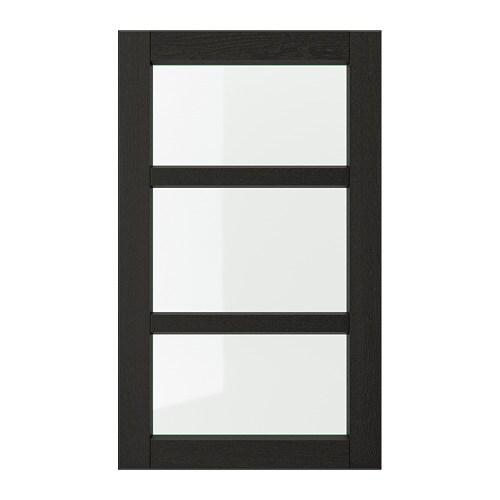 Lerhyttan Glass Door 18x30 Ikea