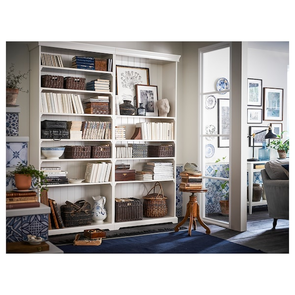 Liatorp Bookcase White 37 3 4x84 1 4