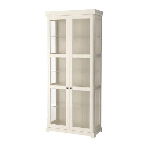 Liatorp Gl Door Cabinet