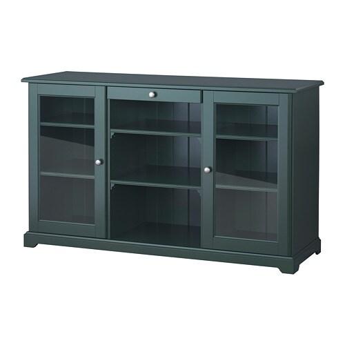 liatorp sideboard dark olive green ikea. Black Bedroom Furniture Sets. Home Design Ideas