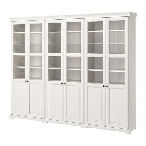 Liatorp Storage Combination With Doors