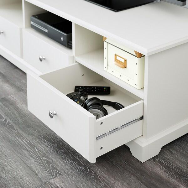 Witte Ikea Tv Kast.Liatorp Tv Unit White 57 1 8x19 1 4x17 3 4 Ikea