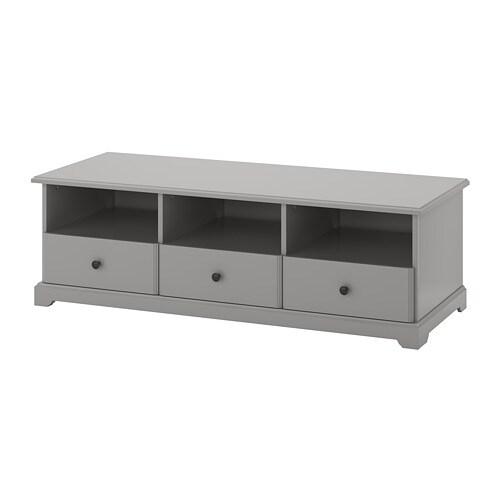 Liatorp Tv Unit Gray Ikea