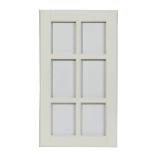 LIDINGÖ Glass door IKEA The door can be mounted to open from the left or right.  25-year Limited Warranty.