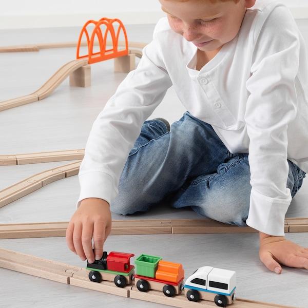 LILLABO 3-piece train set
