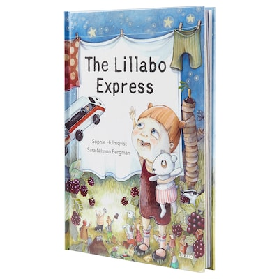 LILLABO Book, The Lillabo Express