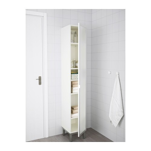 Beautiful LILLÅNGEN High Cabinet   White   IKEA