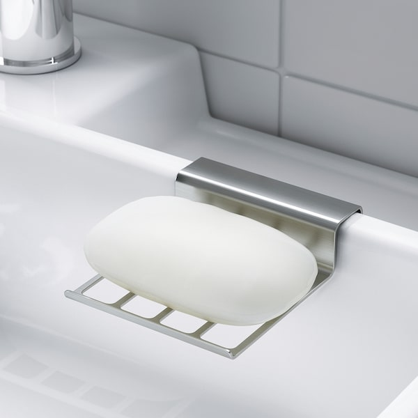"LILLÅNGEN sink white 24 "" 23 5/8 "" 16 "" 5 1/8 """