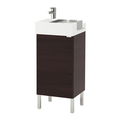 ikea lillangen bathroom cabinet lill 197 ngen sink cabinet with 1 door stainless steel 17705