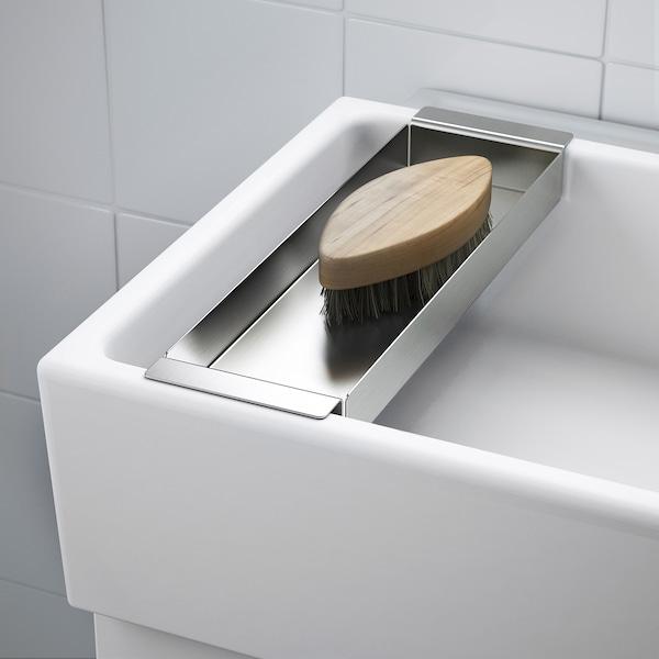 """LILLÅNGEN Sink, white, 24x16x5 1/8 """""""