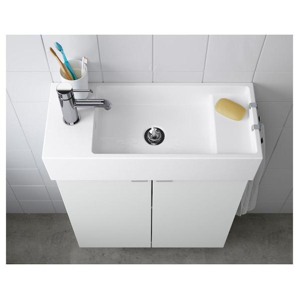 LillÅngen Sink White 24 3 8x10 5 8x5