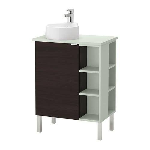 Lillangenviskan Gutviken Sink Cabinet1 Door2 End Units - Which-type-of-bathroom-sink-is-right-for-you