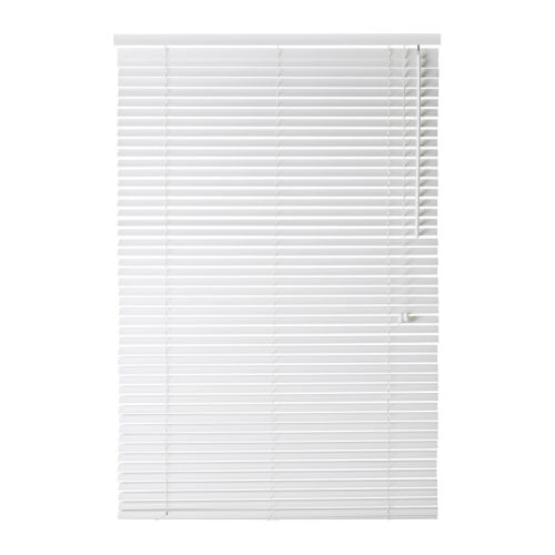 LINDMON Venetian blind IKEA The adjustable slats can be tilted, raised and lowered for full control of light, sun and view.